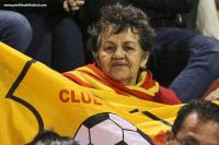 Señora apoya al Team
